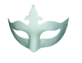 14030012 14030012 Artemio 紙製マスク2枚入り クラウン